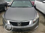 Honda Accord 2008 2.4 Executive Gray | Cars for sale in Rivers State, Port-Harcourt