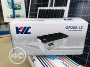 200ah 12volts KYL Deep Cycle Solar Battery | Solar Energy for sale in Edo State, Benin City