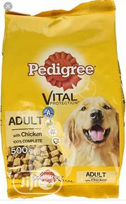 Pedigree Food Puppy Adult Dogs Cruchy Dry Food Top Quality | Pet's Accessories for sale in Lagos State, Gbagada