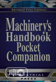 Machinery's Handbook Pocket Companions | Books & Games for sale in Abuja (FCT) State, Central Business Dis