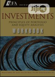 Investments(Principles Of Portfolio And Equity Analysis) | Books & Games for sale in Oyo State, Oyo