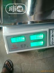 Electronic Scales From Zero To 40kg | Manufacturing Materials & Tools for sale in Lagos State, Ojo
