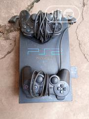 Playstation2 With 2 Pads,Memory Card and Games Installed   Video Game Consoles for sale in Enugu State, Enugu