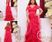 Turkey Wine Red Ball Gown | Clothing for sale in Lagos State, Lagos Island
