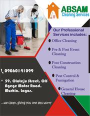 Cleaning Services | Cleaning Services for sale in Lagos State, Lekki Phase 1