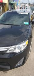 Toyota Camry 2012 Black | Cars for sale in Surulere, Lagos State, Nigeria