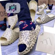 Yeezy Slide Custom Edition   Shoes for sale in Lagos State, Yaba