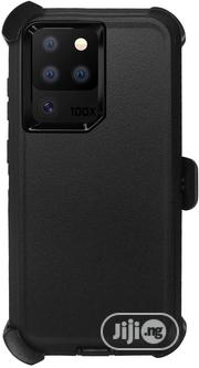 Galaxy S20 Ultra Belt-Clip Holster Case, Drop Protection Full Body Ru | Accessories for Mobile Phones & Tablets for sale in Lagos State, Ikeja