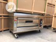 Two Trays Oven One Deck | Kitchen Appliances for sale in Lagos State, Ojo