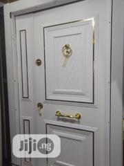 New Arrivals - Turkish Armored Door | Entrance Security Doors | White | Doors for sale in Lagos State, Orile
