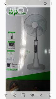 """Dp Rechargeable Fan 18"""" 