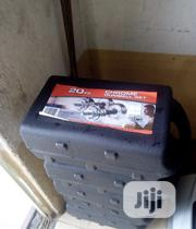 Chrome 20kg Dumbell Set | Sports Equipment for sale in Lagos State, Lagos Island