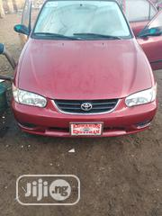 Toyota Corolla 2000 X 1.3 Automatic Red | Cars for sale in Edo State, Benin City