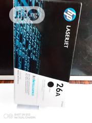 Important Hp Original 26a | Accessories & Supplies for Electronics for sale in Lagos State, Yaba
