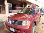 Nissan Pathfinder 2006 LE 4x4 Red | Cars for sale in Anambra State, Awka