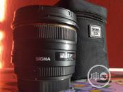 Sigma 50mm F/1.4 EX DG HSM Lens For Canon EF | Accessories & Supplies for Electronics for sale in Lagos State, Isolo