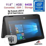 New Laptop HP ProBook 11 G2 EE 4GB Intel Celeron SSD 60GB | Laptops & Computers for sale in Lagos State, Ikeja