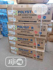 New Polystar 1.5hp Inverter Split Unit AC With Kits | Home Appliances for sale in Lagos State, Ojo