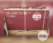 LG UHD Smart 4K Tv With Free HDMI 32GB USB 2years Warranty Original | TV & DVD Equipment for sale in Lagos State, Ajah