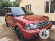 Land Rover Range Rover Sport 2009 HSE 4x4 (4.4L 8cyl 6A) Red | Cars for sale in Abuja (FCT) State, Gwarinpa