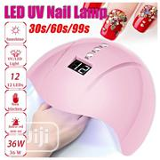 36W LED UV Nail Polish Dryer Lamp Acrylic Curing Light Sp Kit | Tools & Accessories for sale in Lagos State, Isolo