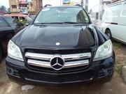 Mercedes-Benz GL Class 2007 GL 450 Black | Cars for sale in Abia State, Aba North