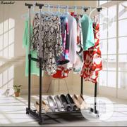 Movable Steel Cloth Hanger | Home Accessories for sale in Lagos State, Ikeja