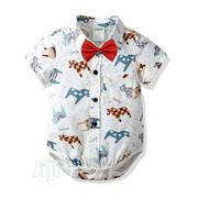 Baby Boy Romper | Children's Clothing for sale in Lagos State, Agboyi/Ketu