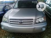 Toyota Highlander 2003 Silver | Cars for sale in Abuja (FCT) State, Garki 1