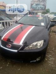 Lexus IS 2008 250 Black | Cars for sale in Abuja (FCT) State, Garki 2