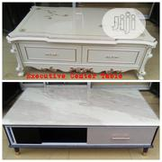 Executive Center Table,Also Have Tv Stand Of Same Design... | Furniture for sale in Lagos State, Mushin