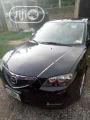 Mazda 3 1.6 Sport Active 2007 Black | Cars for sale in Ondo State, Akure