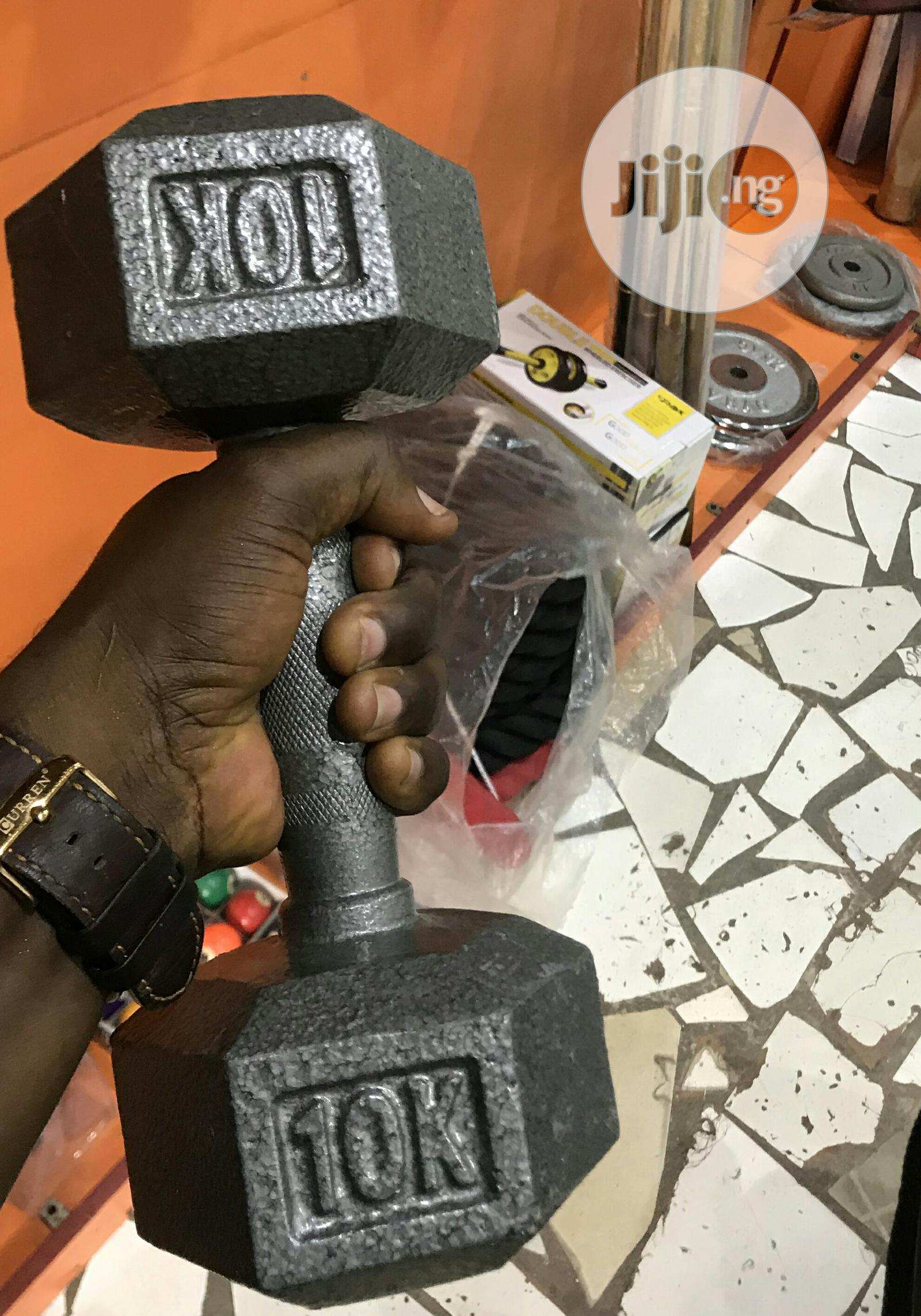 20 KG Dumbbell | Sports Equipment for sale in Magodo, Lagos State, Nigeria
