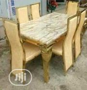 Dining Table Marble Glass | Furniture for sale in Lagos State, Ajah