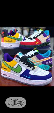 Nike Air Force 1 Los Angeles (Oem Quality)   Shoes for sale in Lagos State, Lagos Island