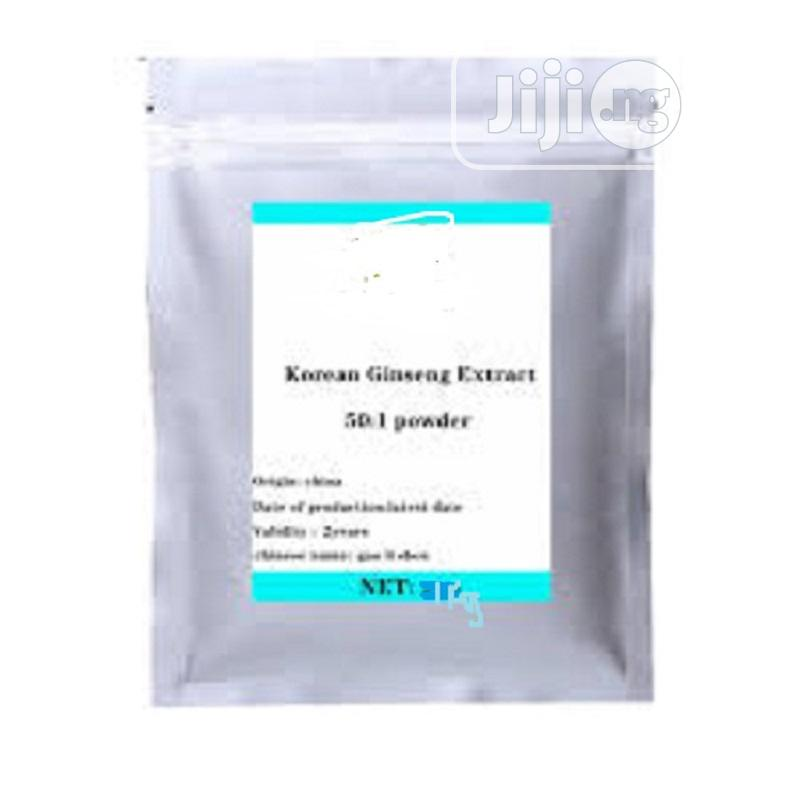 Ginseng Extract (Per Kg) | Skin Care for sale in Ikeja, Lagos State, Nigeria