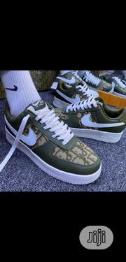 Dior X Nike Airforce1 Lowcut Sneakers | Shoes for sale in Lagos State, Lagos Island