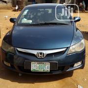 Honda Civic 2006 1.8 Sport Automatic Blue | Cars for sale in Lagos State, Ikotun/Igando