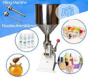 A03 Manual Filling Machine Cream Cosmetics Honey | Manufacturing Equipment for sale in Lagos State, Ajah