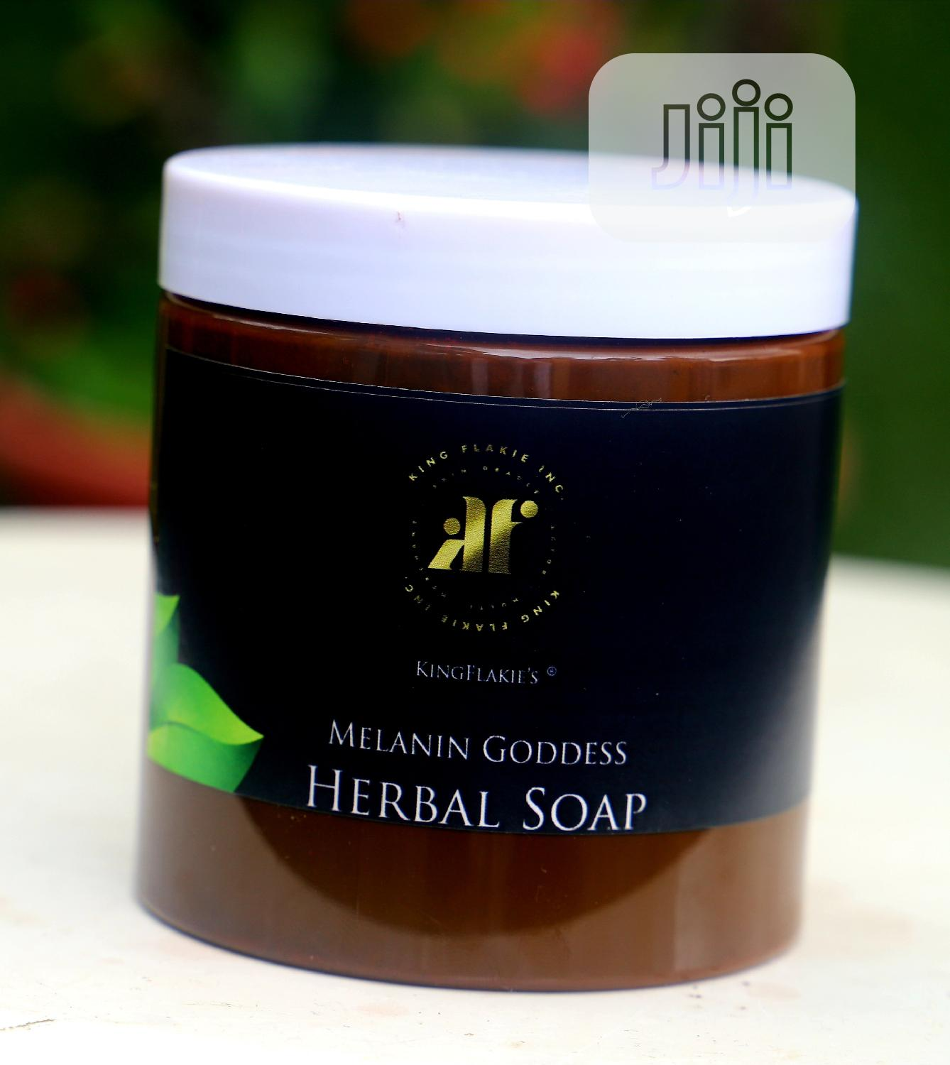 ( Naturally Made -Whole Herbal ) Super Whitening Black Soap | Bath & Body for sale in Yaba, Lagos State, Nigeria