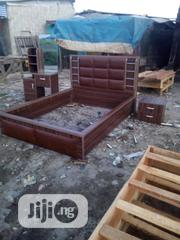 6 By 4 Bed Frame ( Complete Set) | Furniture for sale in Lagos State, Ojo