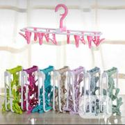 1 Multi Purpose Quaity Cloth Hanger X24 Clips | Babies & Kids Accessories for sale in Lagos State, Agboyi/Ketu