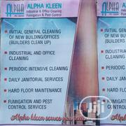 Cleaning And Fumigation Pest Control Service | Cleaning Services for sale in Lagos State, Gbagada