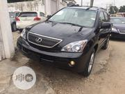 Lexus RX 400h 2008 Black   Cars for sale in Rivers State, Port-Harcourt