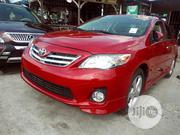 Toyota Corolla 2012 Red   Cars for sale in Lagos State, Apapa