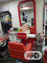 Good Aquality Salon Chair And Mirro | Salon Equipment for sale in Lagos State, Lagos Island