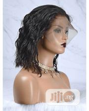 Cute Human Hair Wig With Frontal   Hair Beauty for sale in Lagos State, Ikeja