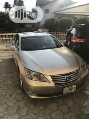 Lexus ES 2011 350 Gold | Cars for sale in Rivers State, Obio-Akpor