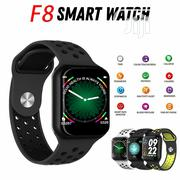 F8 Smart Watch - Black | Smart Watches & Trackers for sale in Lagos State, Ikeja
