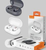 YISON TWS T1 2019 Newest Wireless Bluetooth Earphones With Bluetooth | Headphones for sale in Lagos State, Ikeja